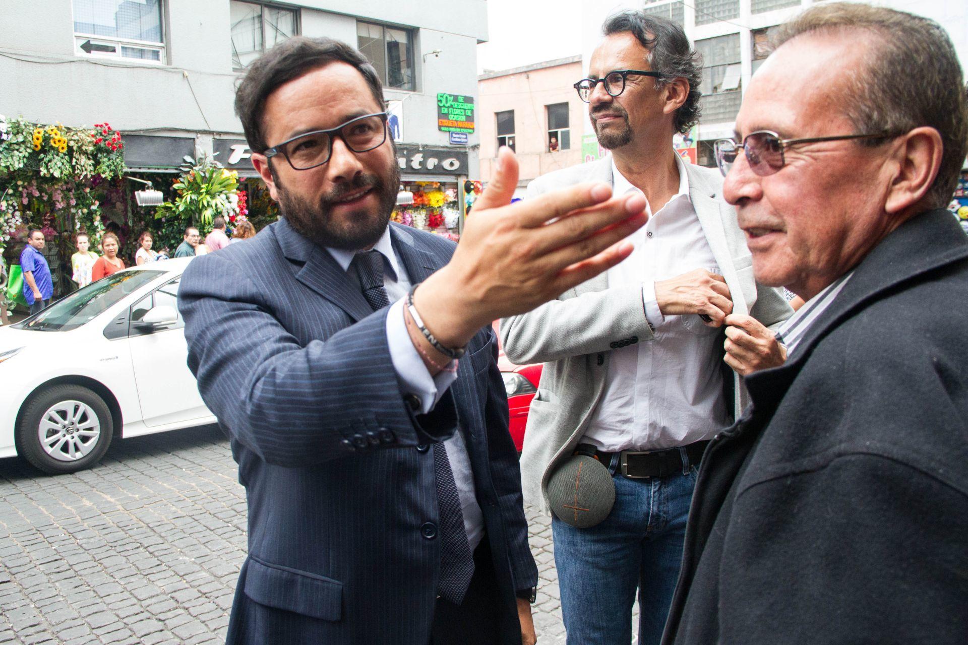 Javier Hidalgo critica estrategia del 'dueño' del PAN; avizora reelección de Morena en Miguel Hidalgo