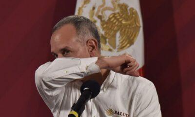 López-Gatell se encuentra hospitalizado, confirma Secretaría de Salud