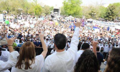 """García Cabeza de Vaca arma marcha para defenderse de """"fabricación de ilegalidades"""""""
