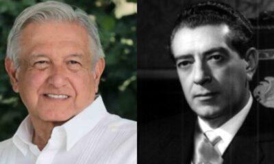 AMLO y López Mateos