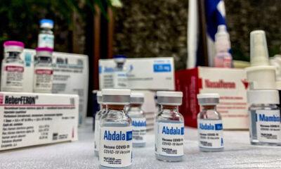 Inicia Cuba ensayos fase 3 de 'Abdala', su segunda vacuna contra Covid-19