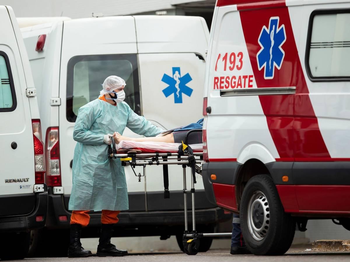 Reporta Brasil más de 3 mil muertes por Covid en 24 horas