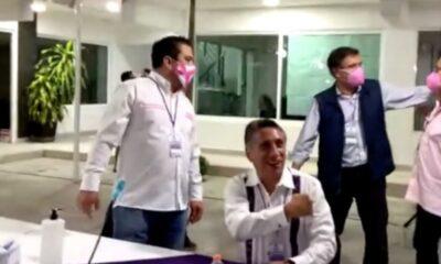 Manuel Negrete se registra como aspirante a gubernatura de Guerrero