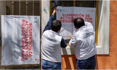 Clausuran clínica en CDMX que vendía vacunas falsas contra Covid-19