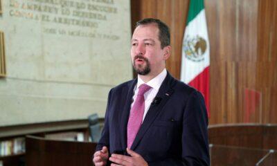 José Luis Vargas presenta ejes de trabajo para su gestión en el TEPJF
