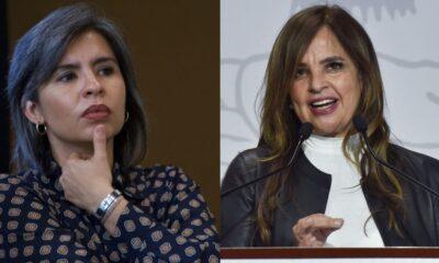 Lorena Villavicencio y Wendy Briceño Zuloaga
