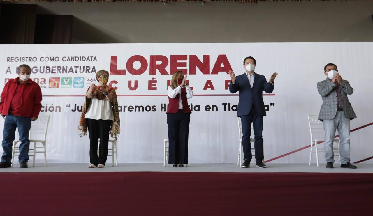 Oposición busca frenar transformación para recuperar sus privilegios: Mario Delgado