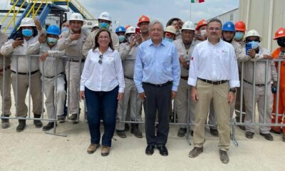 Pemex Dzimpona nuevo campo petrolero
