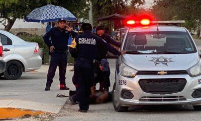 Policía mata a mujer en Tulum 2