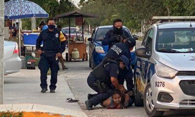Sánchez Cordero y Alejandro Encinas repudian asesinato en Tulum