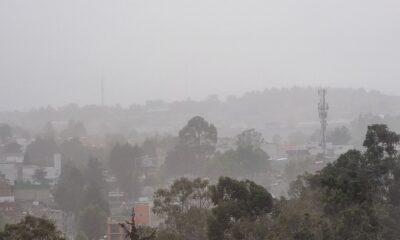 Conagua reporta mala calidad del aire en la CDMX