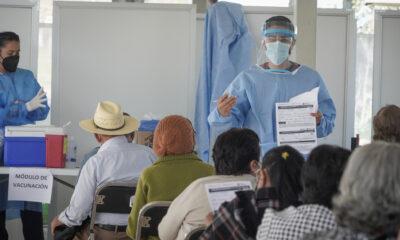Inicia próximo sábado vacunación contra Covid en Guadalajara