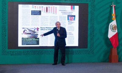 Ya que Krauze pida ser embajador de EU en México, reclama AMLO por artículo en 'NYT'