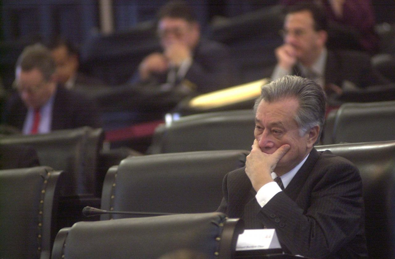 "Manuel Bartlett, ""el poderoso Ministro del Interior"" que pudo ser presidente"