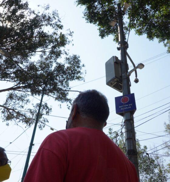 Detecta gobierno de Cdmx fallas en 3.2% de los postes de alerta sísmica