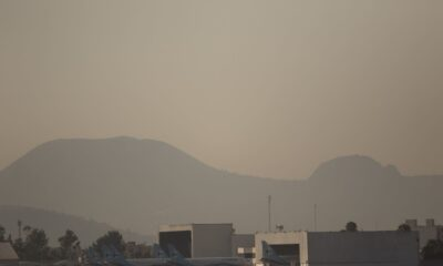 Calidad del aire es aceptable, pero permanecen medidas de protección
