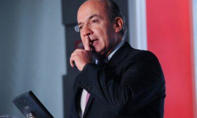 Descalifica Calderón propuesta ambiental de AMLO