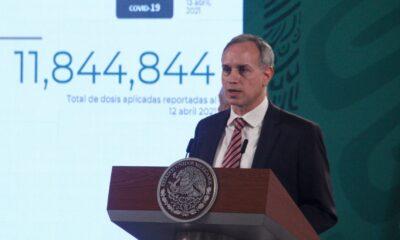 Estima López-Gatell que la vacuna contra Covid Patria podría distribuirse en otras naciones