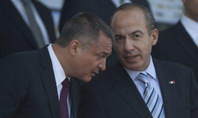 Investiga FGR a Calderón y García Luna por contratos millonarios para penales