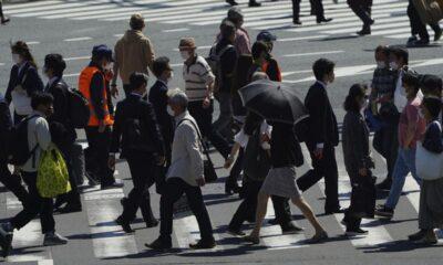 Declara Japón tercer estado de emergencia por Covid