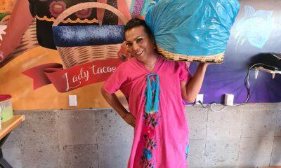 'Lady Tacos de Canasta' se postula como candidata a diputada por Coyoacán
