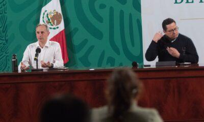 López-Gatell no se descarta montaje en falsa vacunación