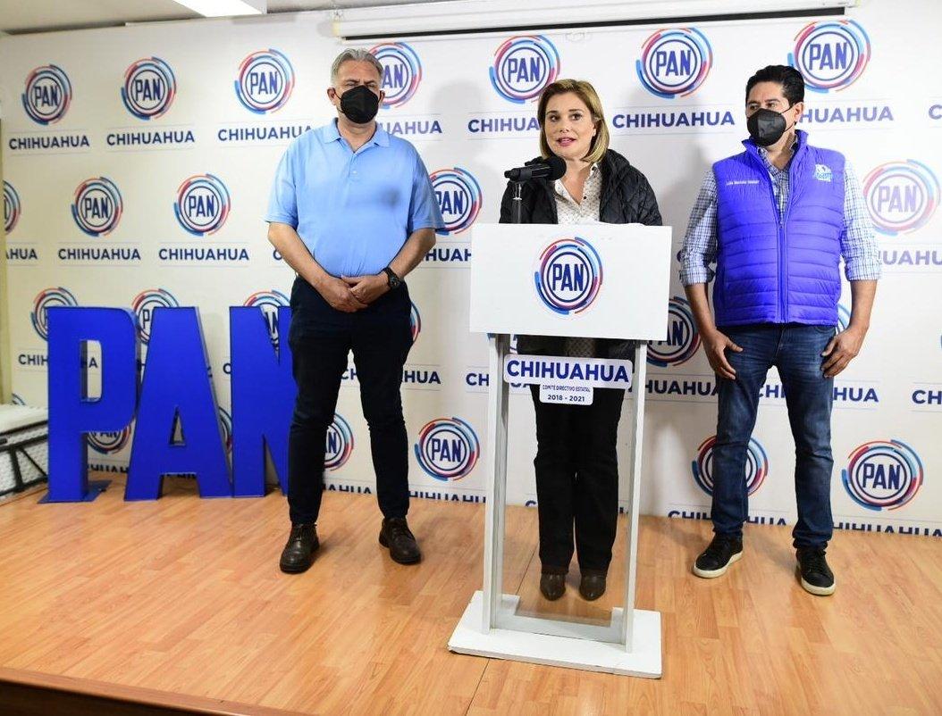 MC impugna candidatura de Maru Campos por gubernatura de Chihuahua