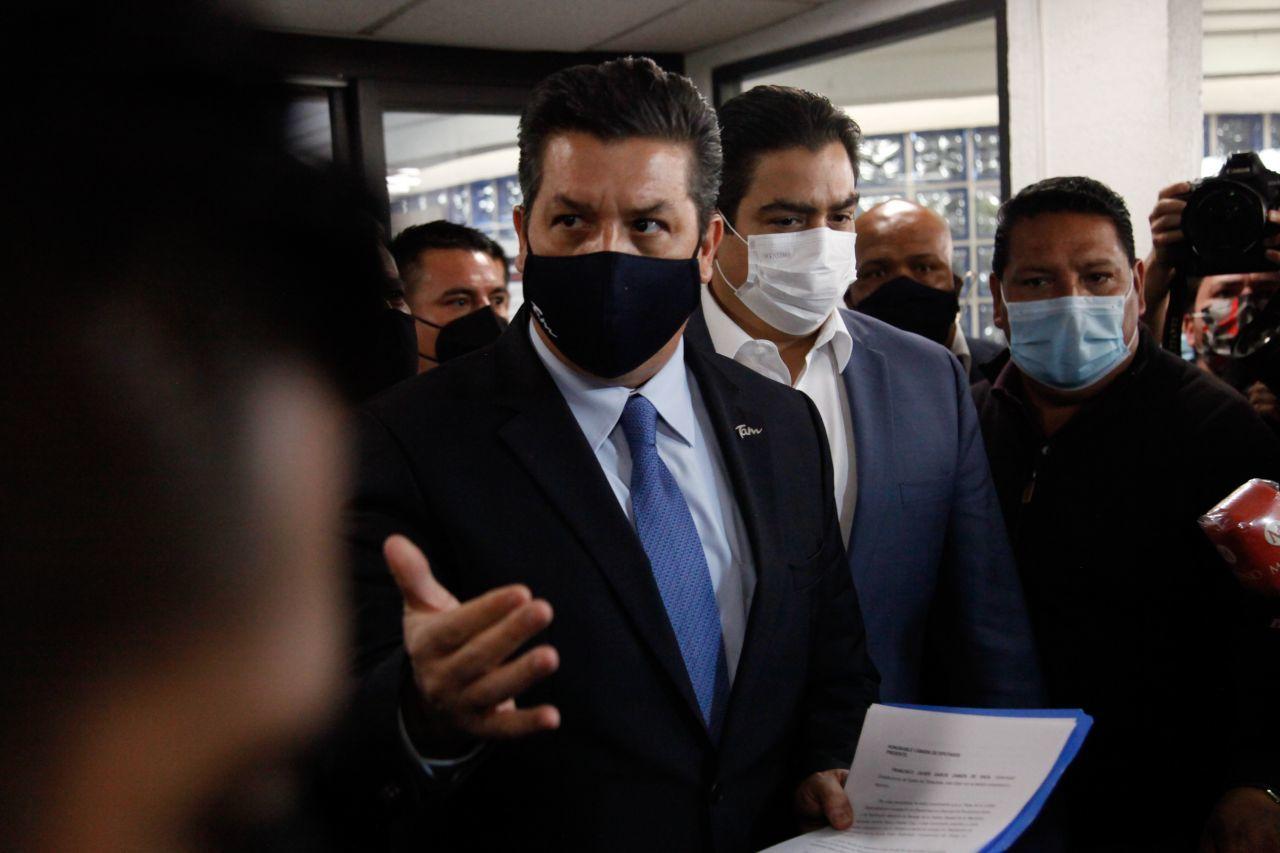 Opera Congreso de Tamaulipas para proteger a Cabeza de Vaca