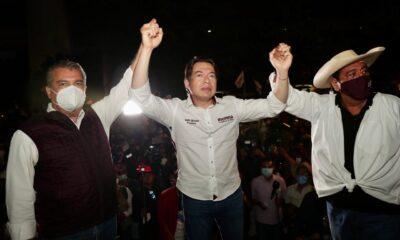 Ratifica INE también cancelar candidatura de Raúl Morón para Michoacán