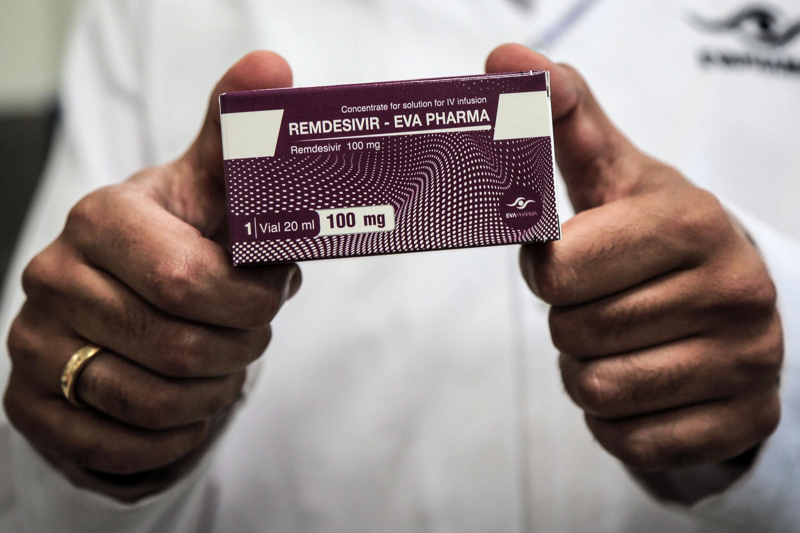 Prohíbe India exportación de medicamento contra Covid Remdesivir