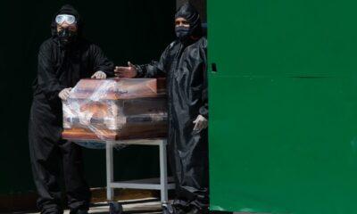 Reporta Salud 215,547 muertes por Covid-19