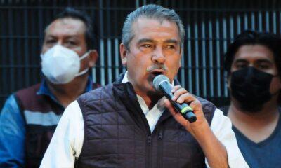 """TEPJF """"atenta contra la democracia"""", acusa Raúl Morón"""