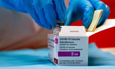 Existe vínculo entre la vacuna AstraZeneca y coágulos de sangre, afirma Agencia Europea de Medicamentos