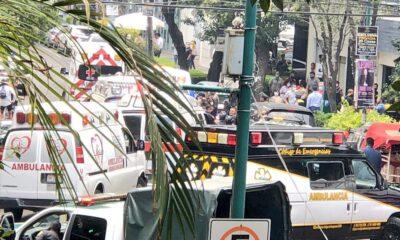 Reportan balacera en Zona Rosa; hay un detenido