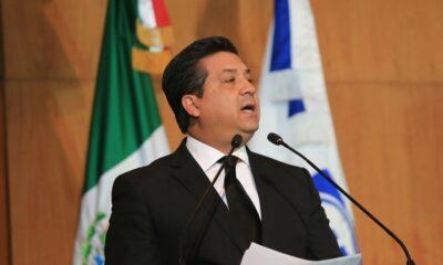 Denuncia UIF por cuarta vez a García Cabeza de Vaca, esta vez por peculado