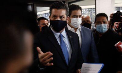 Envía EU información de García Cabeza de Vaca sobre presuntas operación ilícitas