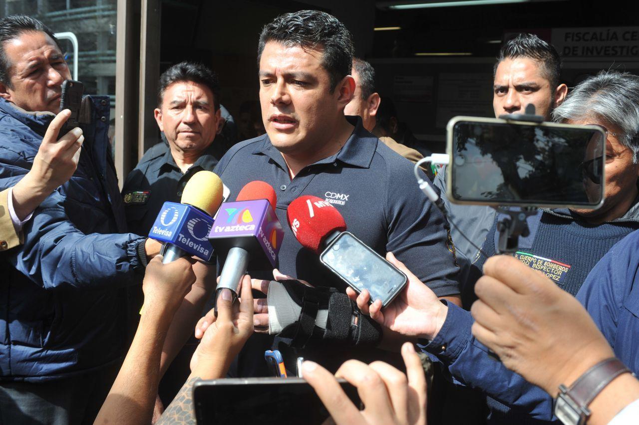 Busca Interpol a Ismael Figueroa, ex líder sindical de bomberos