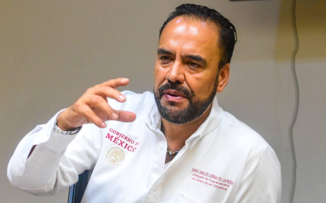 Confirma TEPJF candidatura de Juan Carlos Loera por Morena en Chihuahua