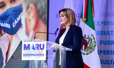 Pese a proceso penal, TEPJF valida candidatura de Maru Campos