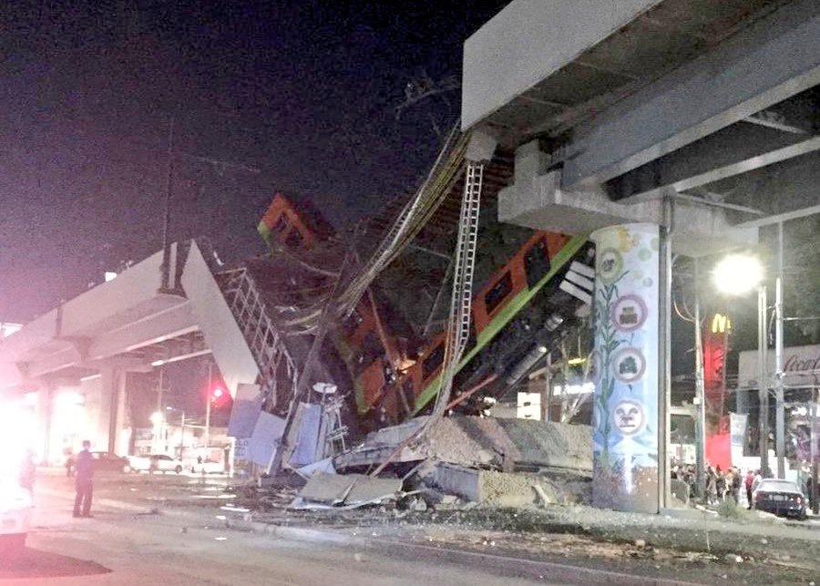 Ve subsecretario de Energía posible sabotaje en tragedia de Línea 12 del Metro