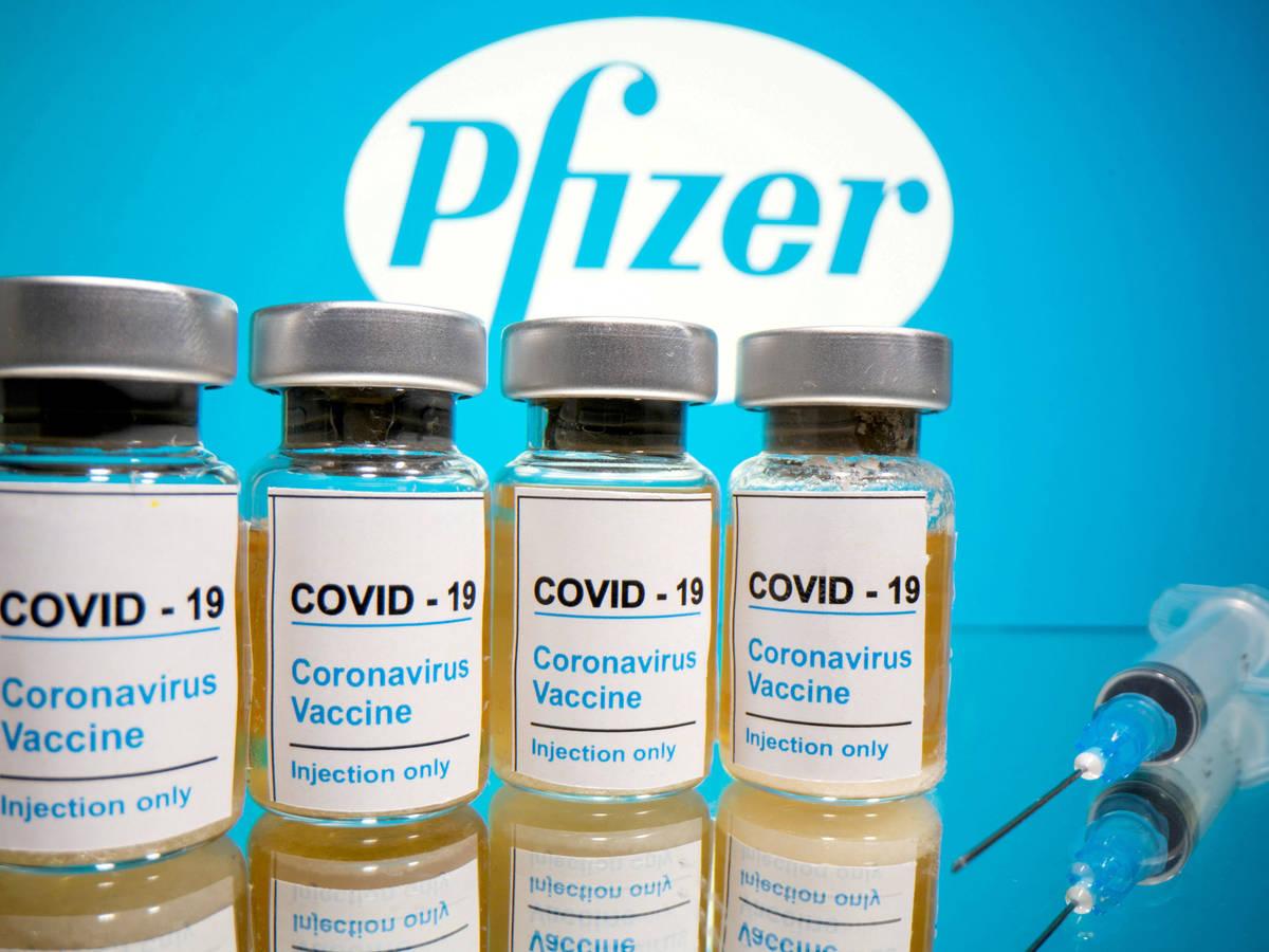 Prepara EU liberar y aplicar vacuna de Pfizer en adolescentes