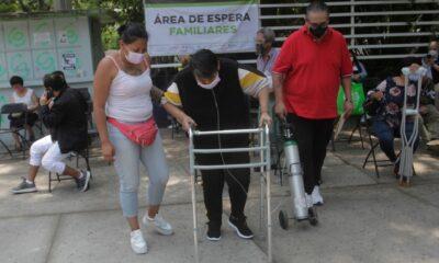 Reporta Salud 19 semanas a la baja de contagios por covid-19