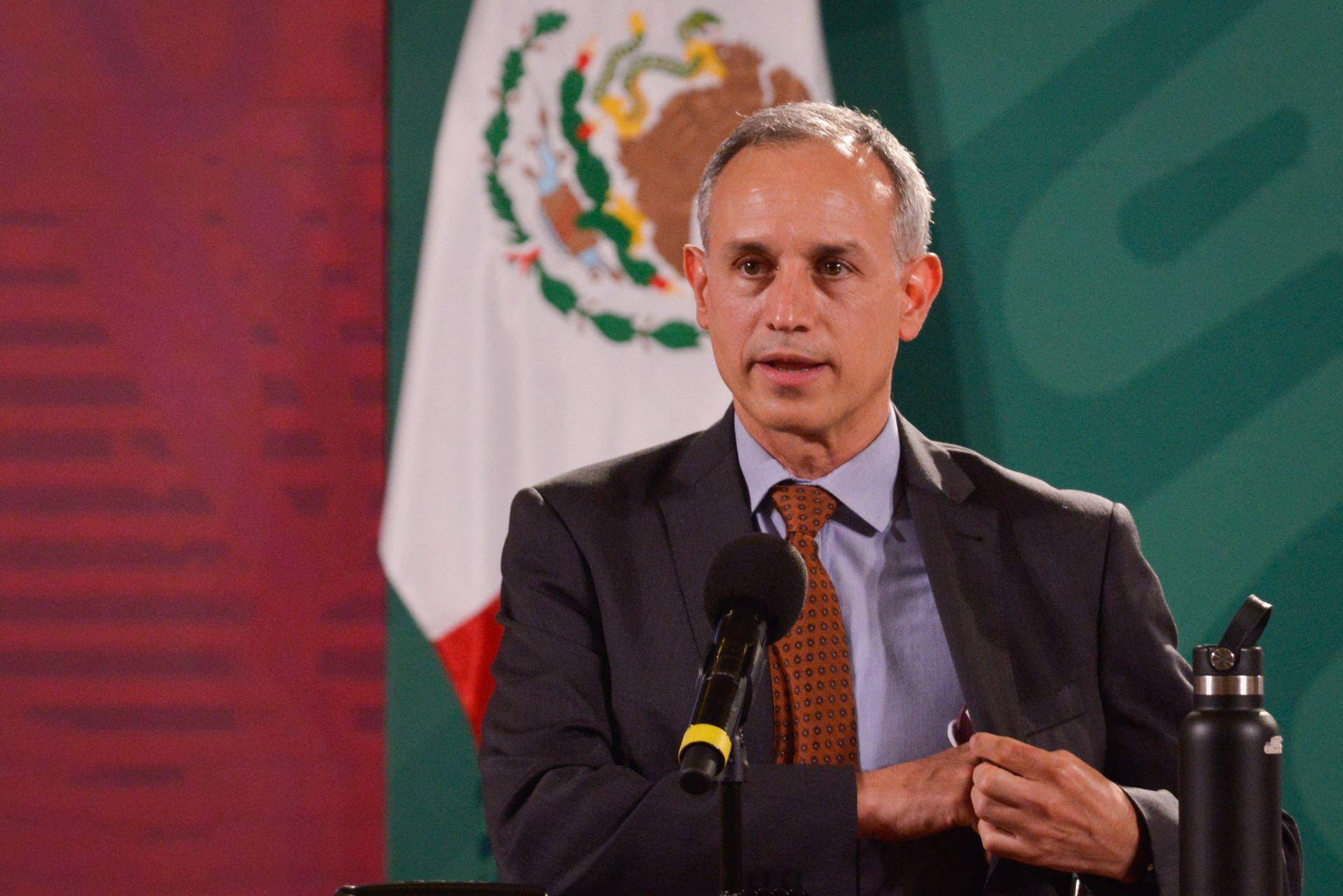 Reporta Salud 221 mil 960 muertes por Covid-19