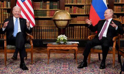 Acuerdan Biden y Putin reducir tensión