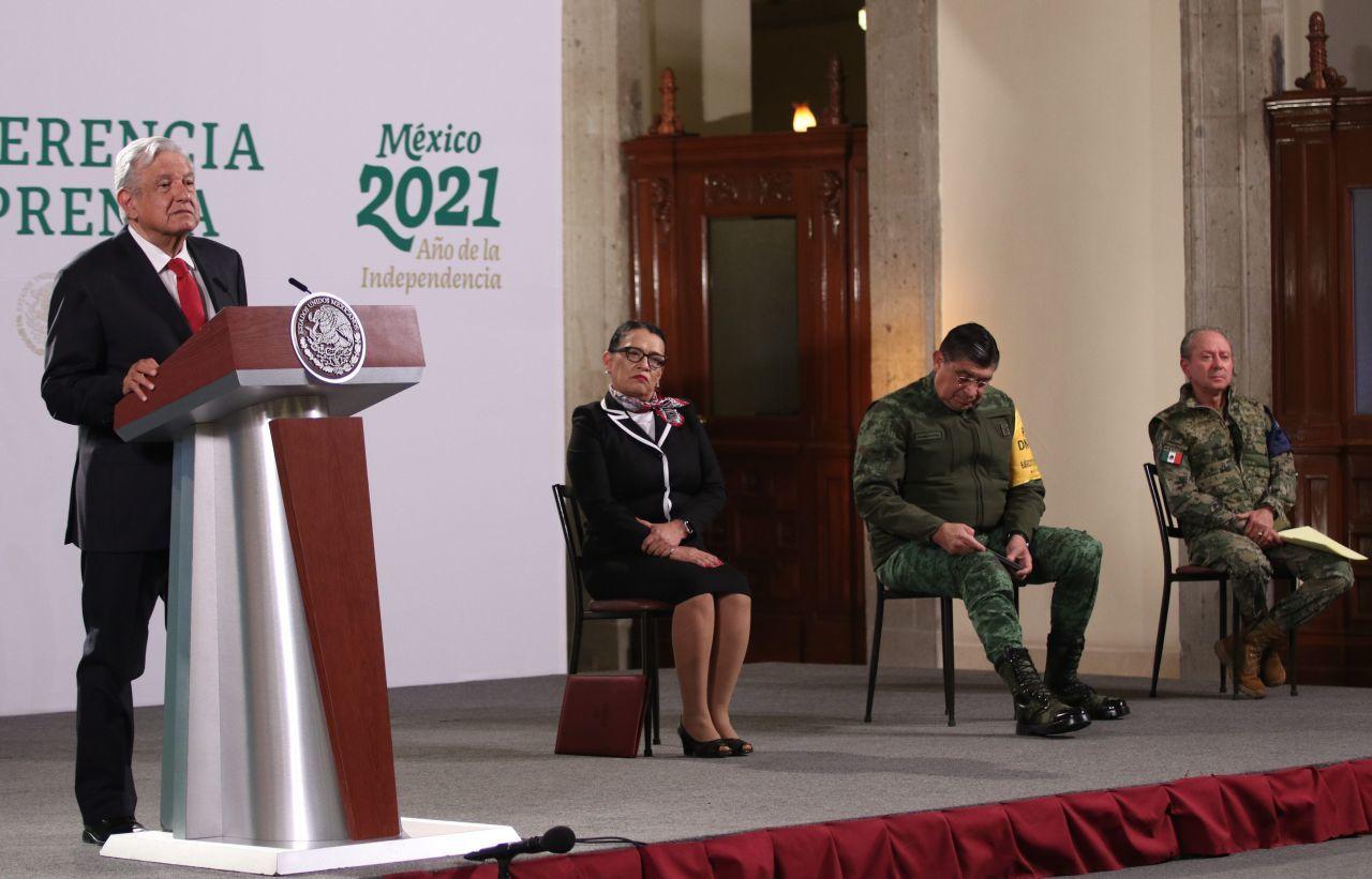 Avanza la investigación del caso Ayotzinapa, asegura AMLO