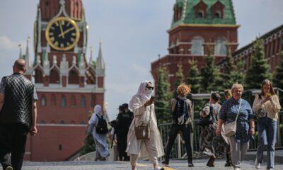 Rusia registra cifras récord de muertes por Covid-19