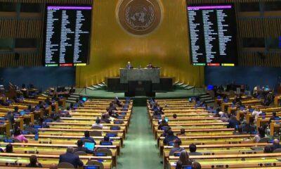 Condena ONU embargo de EU contra Cuba