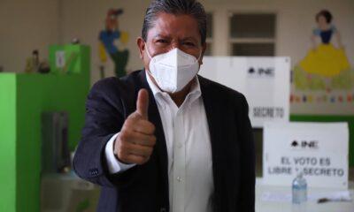 David Monreal, de Morena, gana en Zacatecas