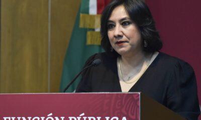 El adiós de Irma Eréndira Sandoval