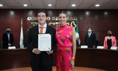 Impugna PRD victoria de Samuel García
